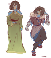 Outfits by CHAOTIKproductions