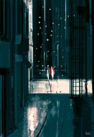 It was on Newbury Street. by PascalCampion