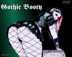 Gothic Booty by ImfamousE
