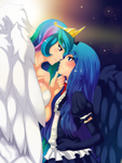 Now Kiss by freedomthai