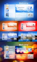 Windows 8 concept Logon by Reymond-P-Scene