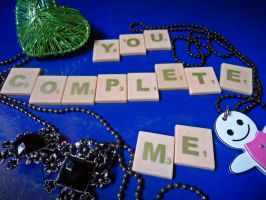 I am Imperfect BUT... by mekimz