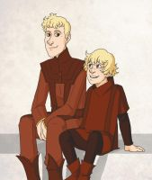DW: Brothers by emif