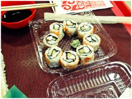 Sushi by divzz
