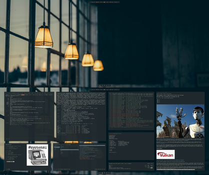 [gentoo] [bspwm] feb 2016 by transienceband