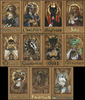 Badges 2012 -3 by kittiara