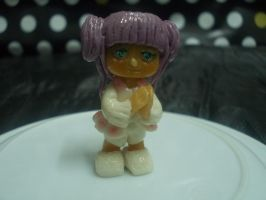 Figurines Updated : Sleepy Doll 4 by MayaElixir