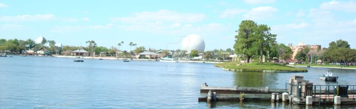 Panoramic View of Epcot Center by uaigneas-nicolin
