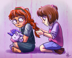 Braiding by Ayemae