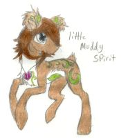 Little MuddySpirit by FuneralDyingheart