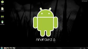 Android Theme by iDR3AM
