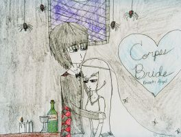 Tribute to Corpse Bride by NightRoses13