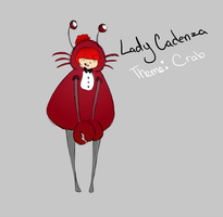 Lady Crabby Cakes by Linclair