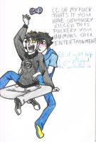 your name is JOHN EGBERT by Muftiday