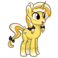 My OC: Honeymouth by Sitrophe