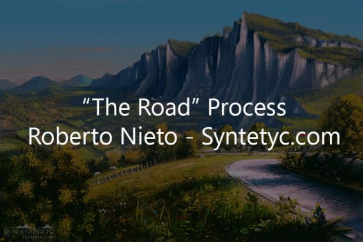 The Road - Animation Process by Syntetyc