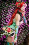 Poison Ivy Steampunk NoFlutter Version by Adelbra
