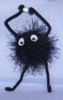 Soot Sprite Spirited Away by ICtheMoon