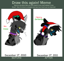 Improvement? I think Yes. by DistortedReveries