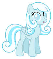 Mare Snowdrop (SVG) by HankOfficer