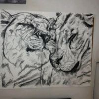 Lions_love by Israelle