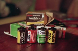 35mm films by foxG