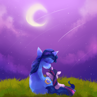 I'll stand by you. by cheerubi