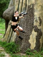 Lara Croft - Gravitation by TanyaCroft