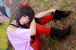 K-On! - Mio by Xeno-Photography