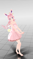 MMD WIP - Amoire by KotoriMiko