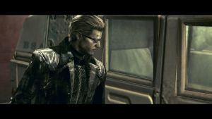 Wesker screenshot 6 by RedDevil00