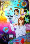Biochemistry by crazydreamerdreamson