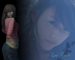 Lee Hyori by JVille