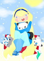 winter all year long (gift) by phoebella