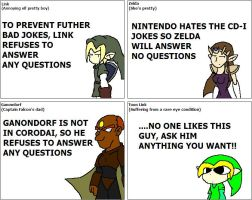 Brawl interviews - Zelda by The-DCE