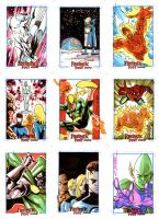 Fantastic Four Archives 03 by Cinar