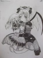 Gothic Lolita by Snowleonheart