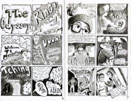 interior pages 6 and 7 by nickini