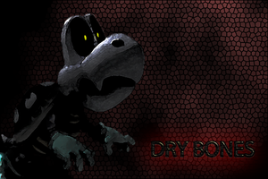 Dry Bones Wallpaper by Tutan-Koopa