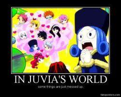 Fairy Tail Couples in Juvia's World by Pikawolf11