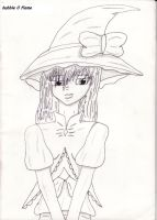 Marisa k by bubble0flame