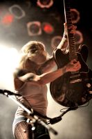 The Creepshow: Sarah Blackwood II by basseca