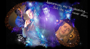 Tenth To Eleventh Doctor... by feel-inspired