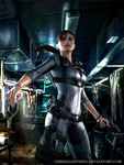 RE: Revelations: Jill Valentine by ceriselightning