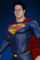 Superman by hitmanwa