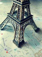 Eiffel by MrsClarify