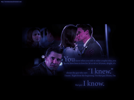 Booth.Brennan Wallpaper S05E16 by SweetMaryann