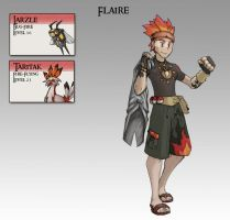 Flaire by Either-Art