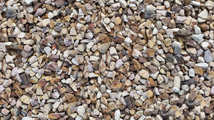 White and Orange Pebbles Seamless Texture (HD) by Galato901