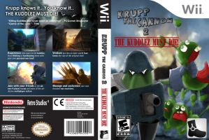 Krupp Boxart Wii version by Morthon